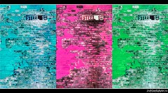 Steel City (Pixally) Tags: street travel pink blue abstract tr