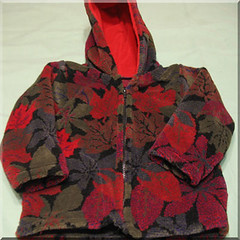 Fall Leaf Berber Jacket
