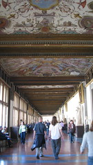 Inside the Uffizi (SeattleYogi) Tags: italy florence uffizi 2008
