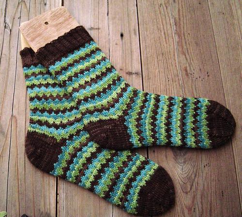 Sock #16 (52 Sock Challenge)