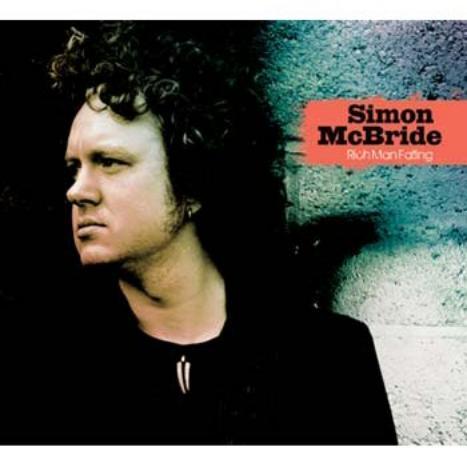 Simon McBride - Rich Man Falling (CD)