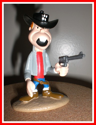 Lucky  Luke - Billy the Kid