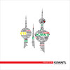 Proud to be KUWAITI. (abdull) Tags: red black tower proud typography design be kuwait typo grean abdullah kuwaittower alhamad kuwaitigraphicdesigner