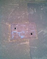 Bradford City Waterworks Hydrant (bainesmg) Tags: city hydrant bradford waterworks