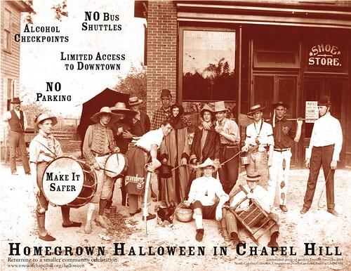 Homegrown Halloween