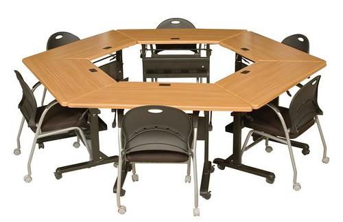 Balt Flipper Conference Tables (Demco)