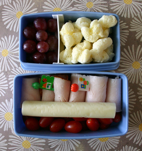 Preschooler Bento #89: October 20, 2008