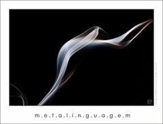 metalinguagem (BetoEterovick) Tags: light shadow white abstract black luz branco fire smoke flash sombra preto fogo abstrato incense incenso fumaa criativo criative mundofotogrfico aplusphoto betoeterovick wwwmundofotograficocombr