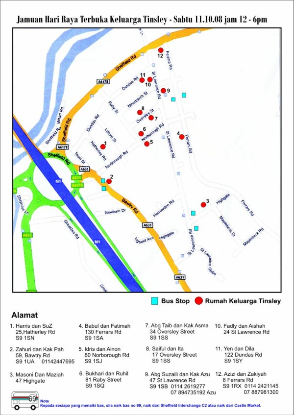 map tinsley raya