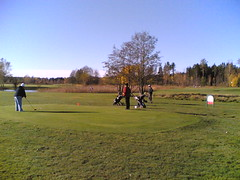 Autumn Golf in the Nordic #2