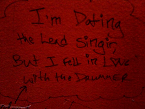 Emo's has some of the best graffiti