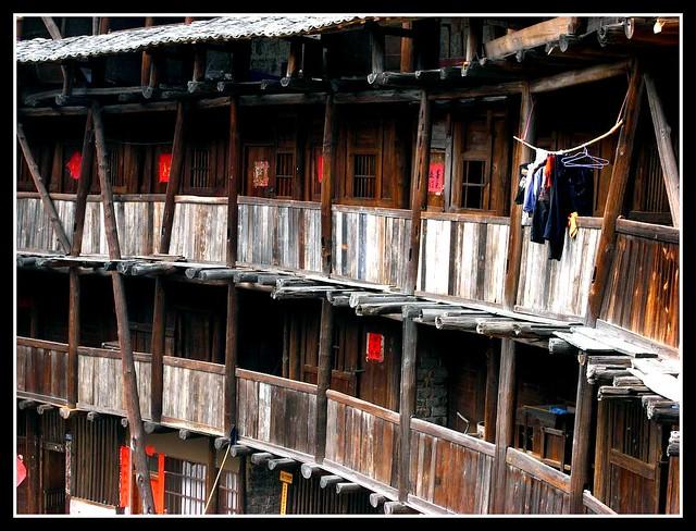 """El """"mundo perdido"""" de Yongding, en China 2979988089_3552de9a5c_z"""
