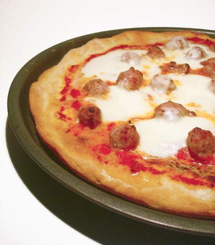Daring Bakers Pizza