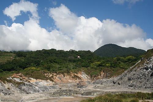 陽明山硫磺谷地熱景觀區13