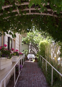 Cindy's Backstreet Kitchen, Napa Valley California