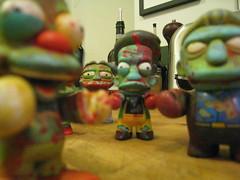 Springfield Zombie Attack by The Kozy Shack