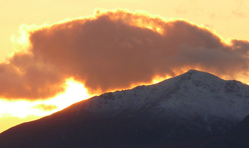 Arran sunset