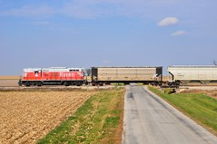Out in the Open (The Mastadon) Tags: road railroad chicago train illinois midwest rail railway trains il transportation locomotive railroads chicagoland douchebag flatlander midwestern