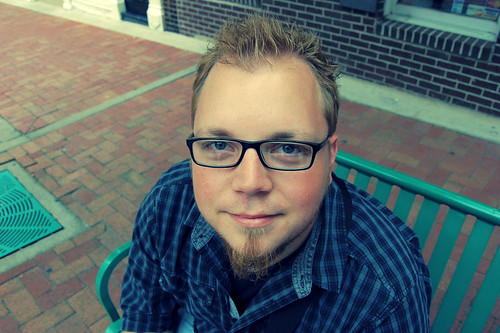 My brother, Drew