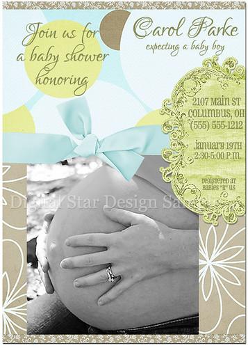 3001183955 ff875e919d 32 novos modelos de convite de chá de bebê