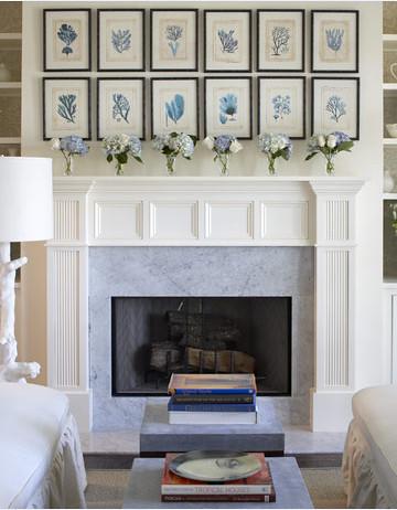 Fireplace by decorology.