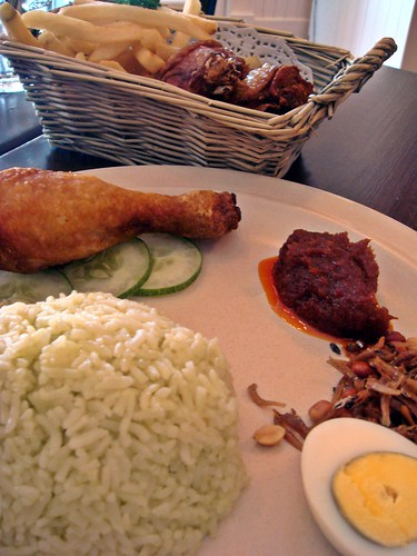 Nasi Lemak@Country Patch