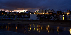 harbour lights (markthompson) Tags: sea clouds boats harbour harbourlights broadstairs vikingbay