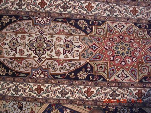 Oriental rugs in Caracas.