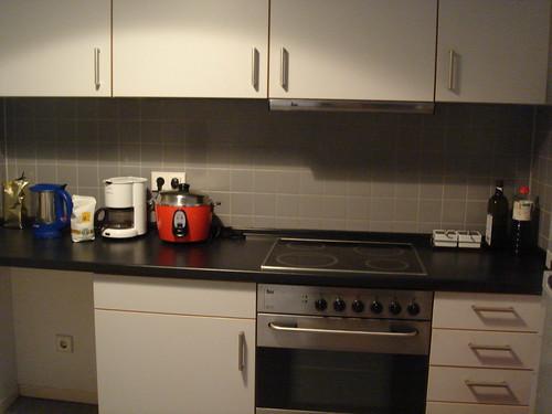 廚房另一角