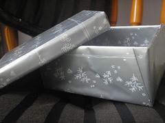 Hand made present box