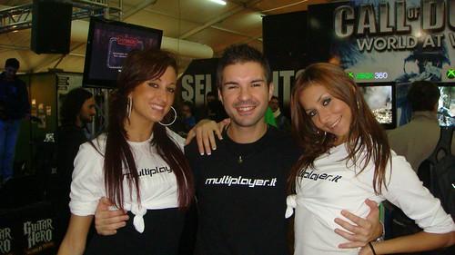Con Stefania e Jessica