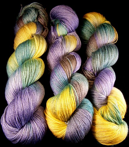 stary night skeins