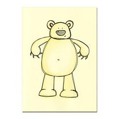 polar bear growl