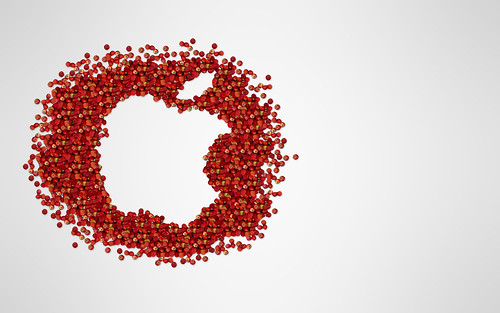 apple wallpapers, apple logo, macox, mac-ox