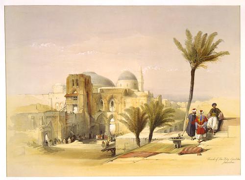 015-Iglesia del Santo Sepulcro de Jerusalén