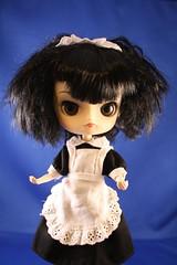 So, how does it look? (illustratedlibrarian) Tags: dolls dal hana rement maid hanajima tezca petitmode