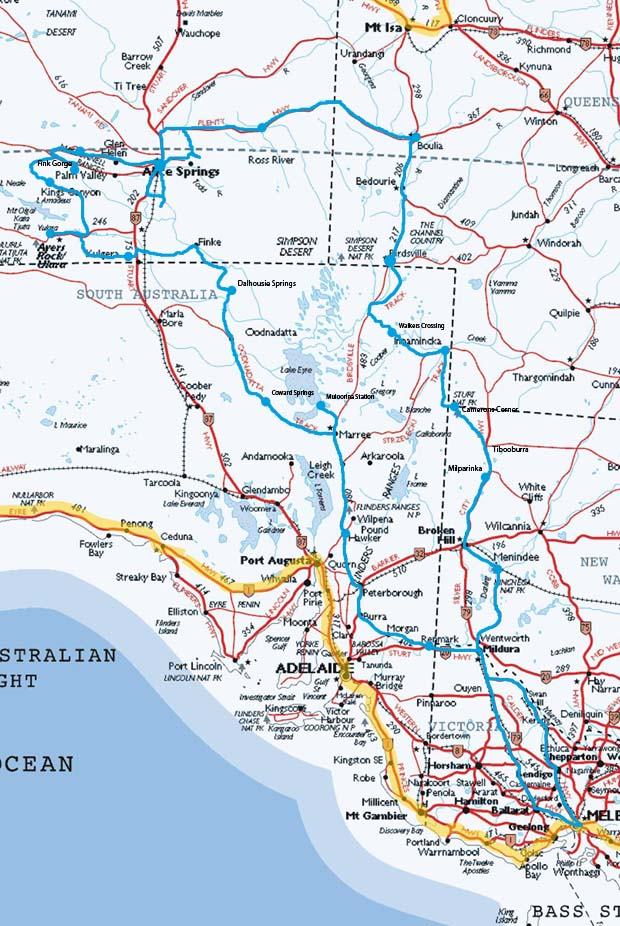 Sept 2009 Map-sm