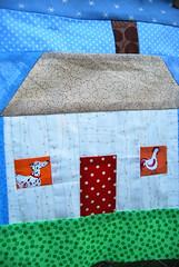 House Block Close-Up