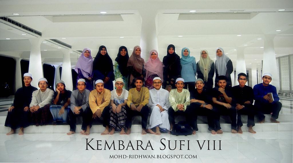 Kembara Sufi VIII Committee