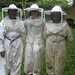 Kat & Ladies in Panama with Bee Suits