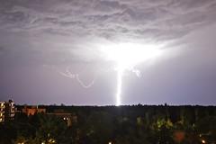 DSC01571 (Mathias Apitz (München)) Tags: wetter weather gewitter wolken blitze sky clouds lightstorm lightnings natur nature haar münchen munich mathias apitz