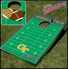 Georgia Tech Bean Bag Toss Game