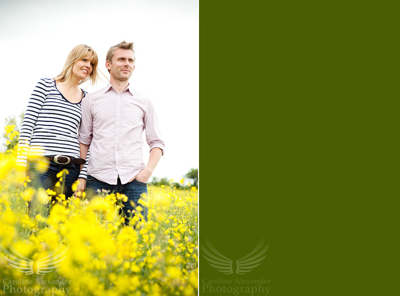 Wiltshire Wedding Photographer 4 rape seed