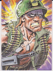 Sgt Rock by Andy Price