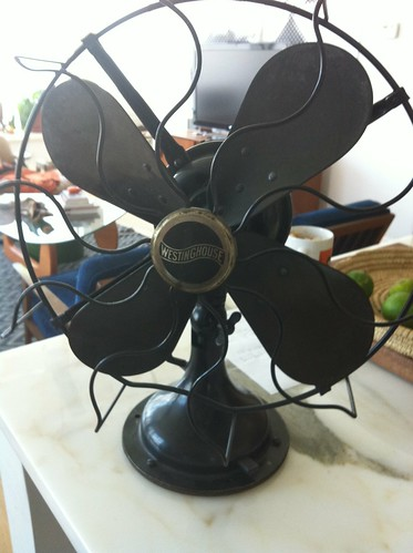 New old fan