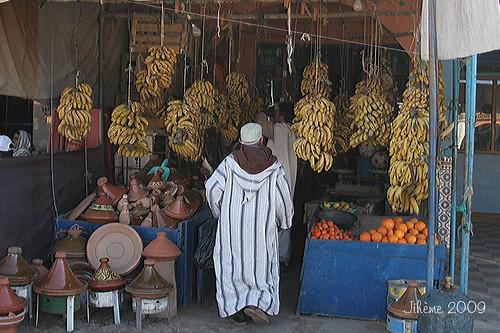banane d'aourir