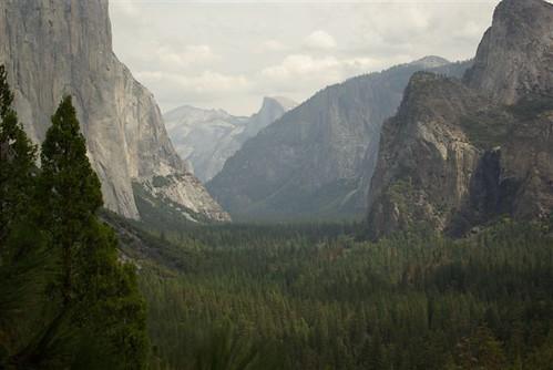 Le Parc de Yosemite