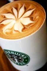 Vanilla Hazelnut Latte