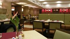 17.餐廳空間相當大