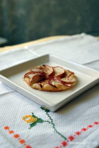Sfogliatine alle mele e cannella